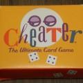 Cheater Card Game Box