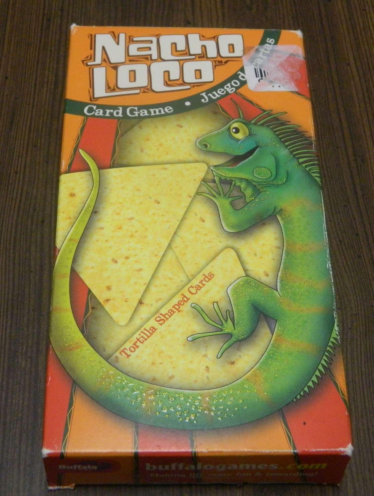 Nacho Loco Box