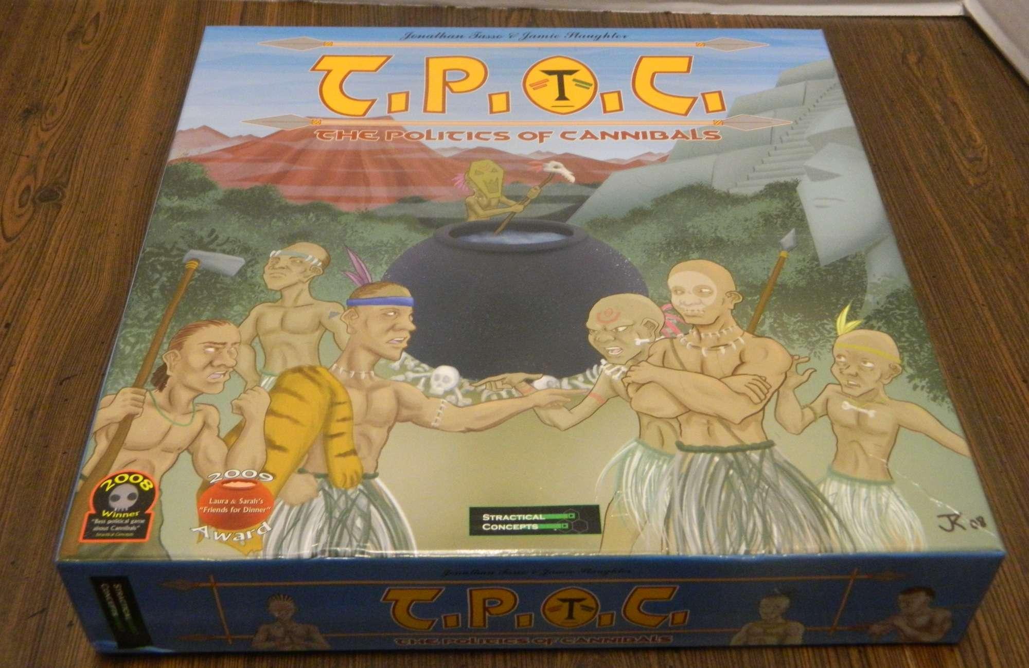 Politics of Cannibals Box