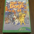 Walk the Dogs Board Game Box