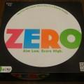 Zero Trivia Game Box