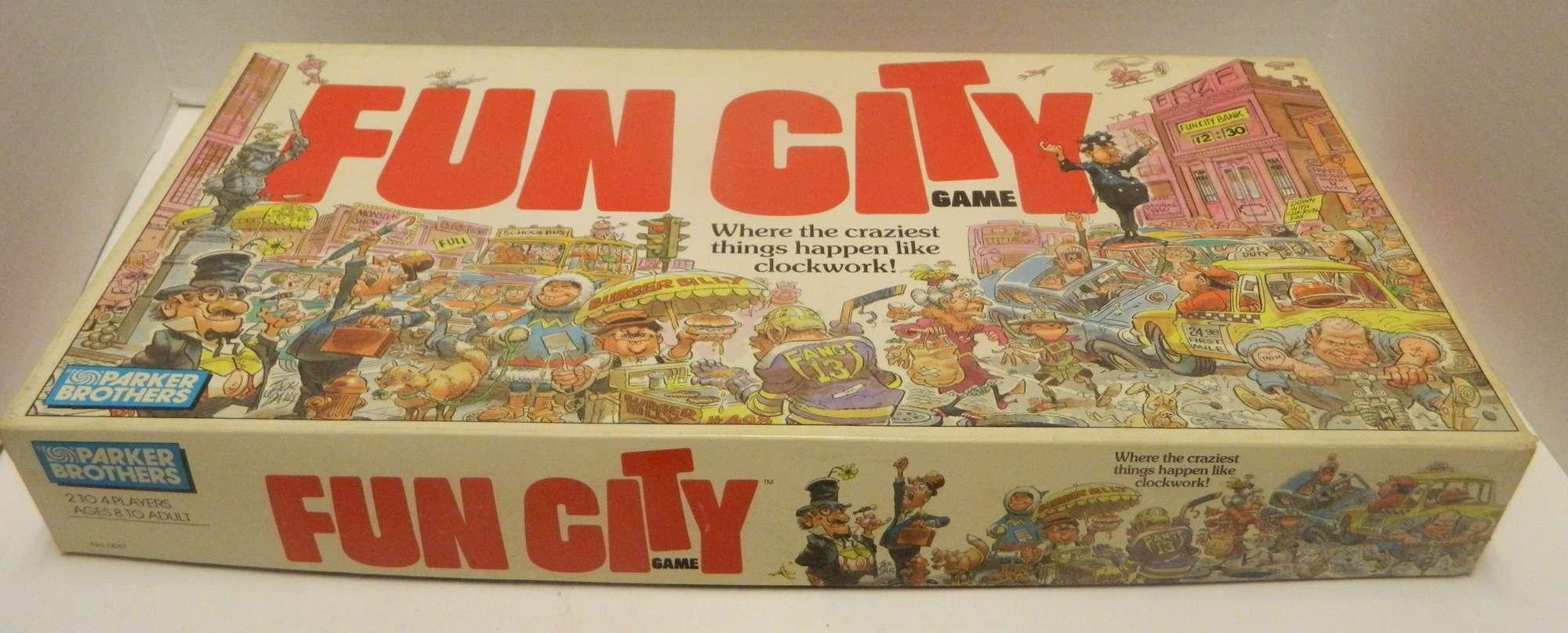 Fun City Box