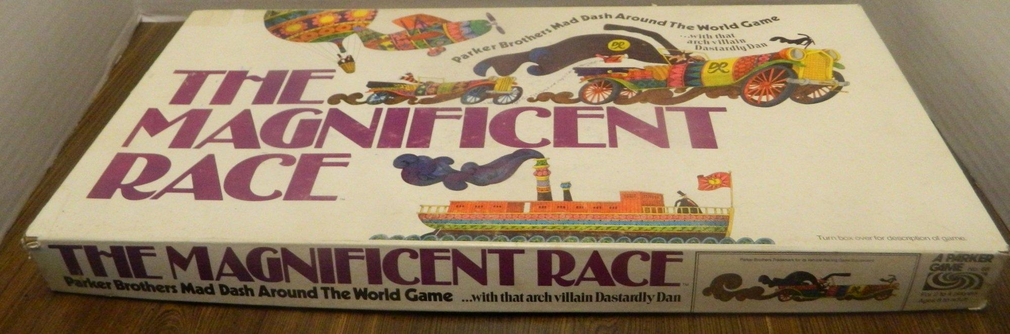 Magnificent Race Box