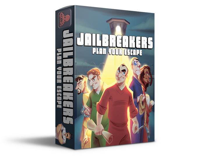 Jailbreakers Plan Your Escape