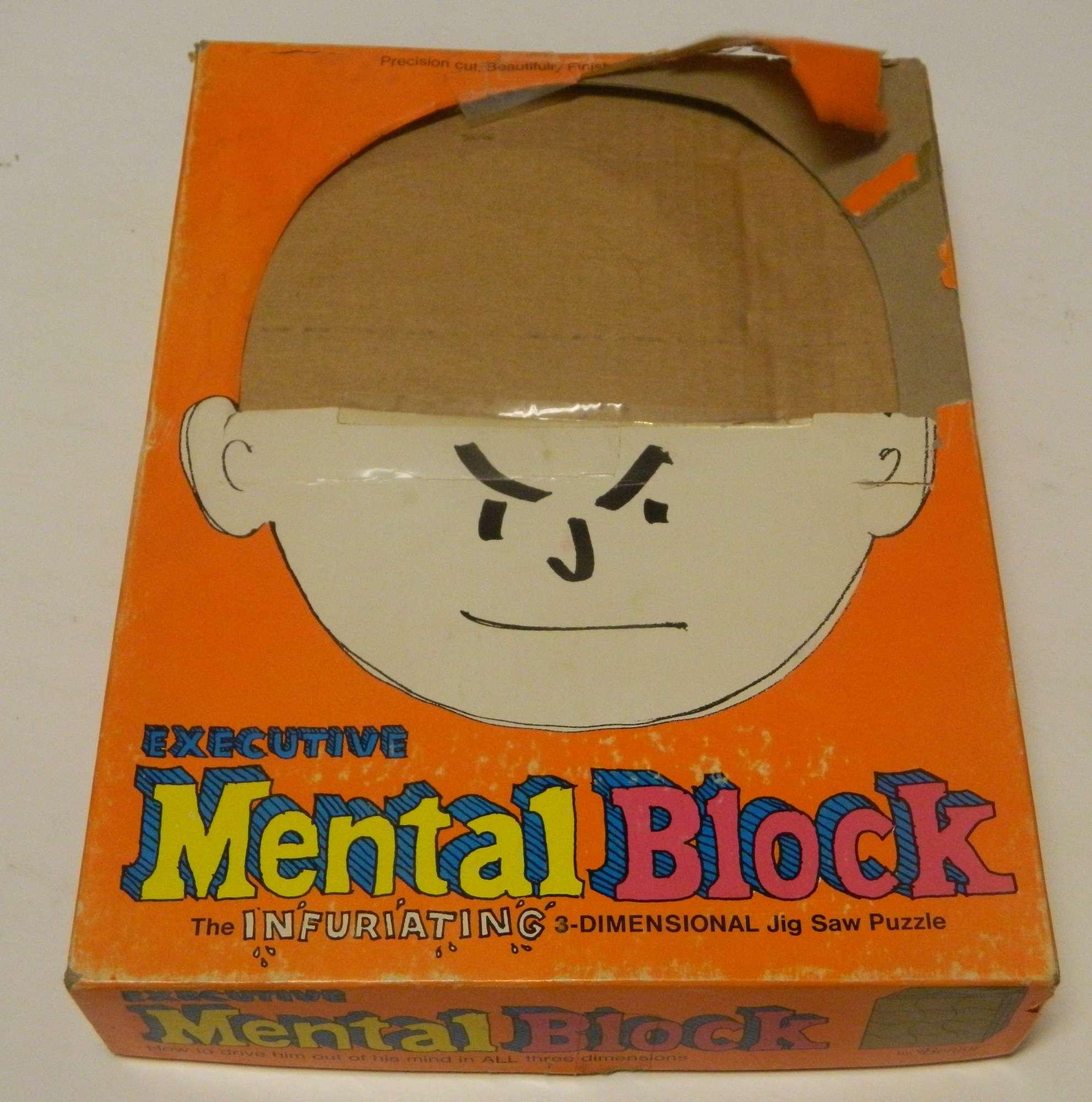 Box for Executive Mental Block