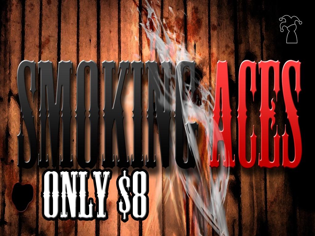 Smoking Aces Logo