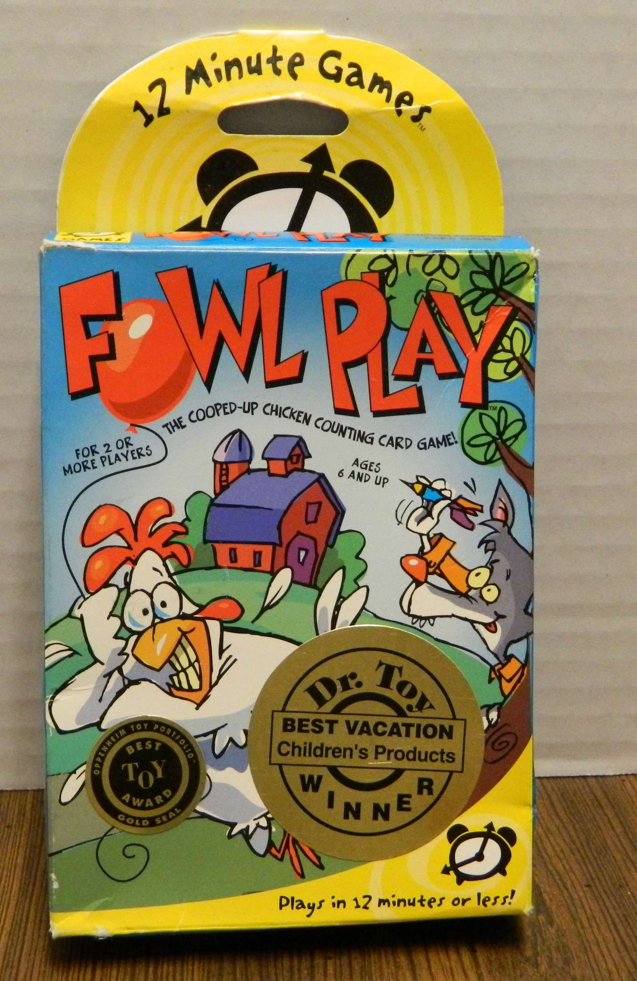 Fowl Play Box