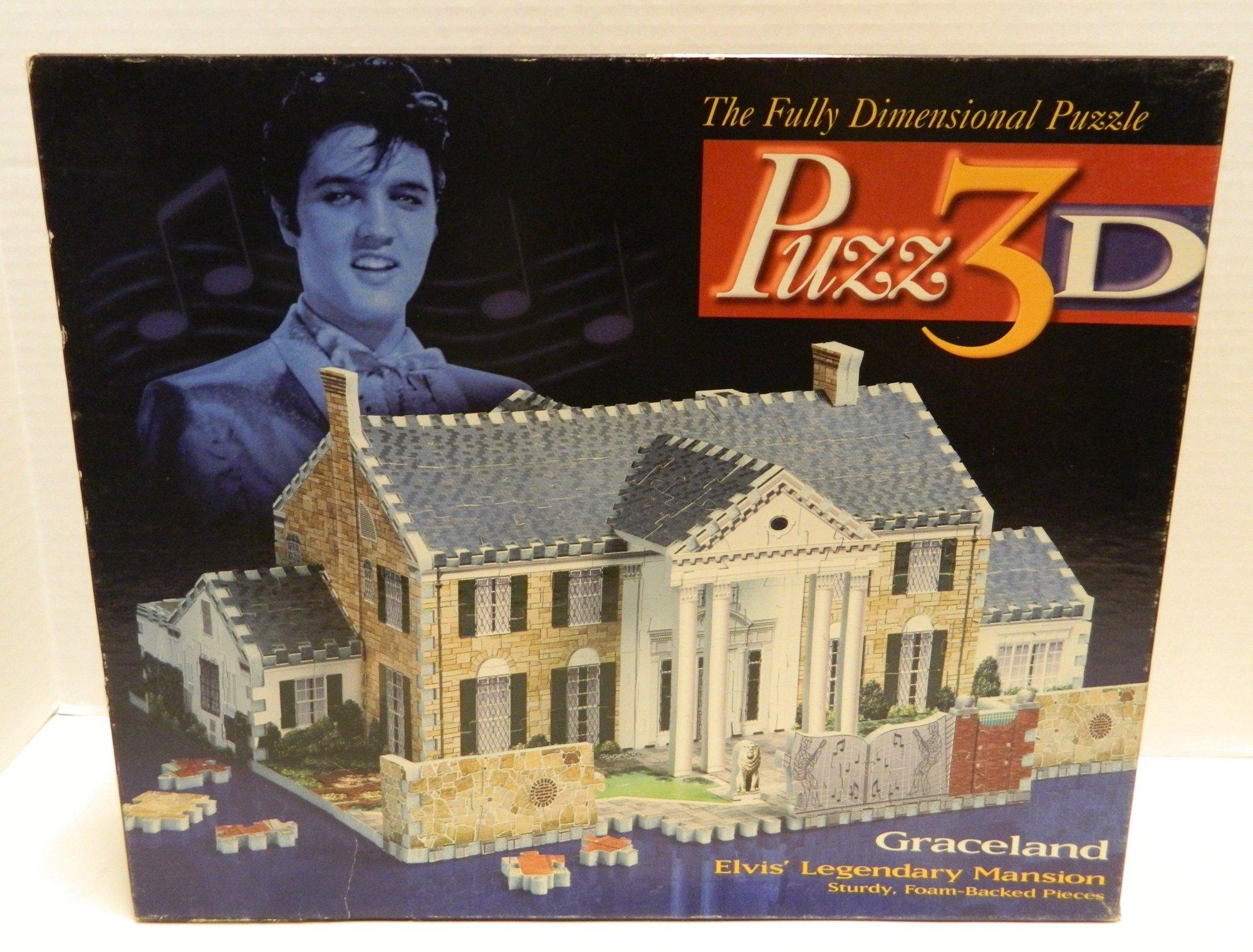 Puzz 3D Graceland Box