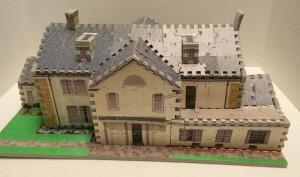 Graceland back Puzz 3D