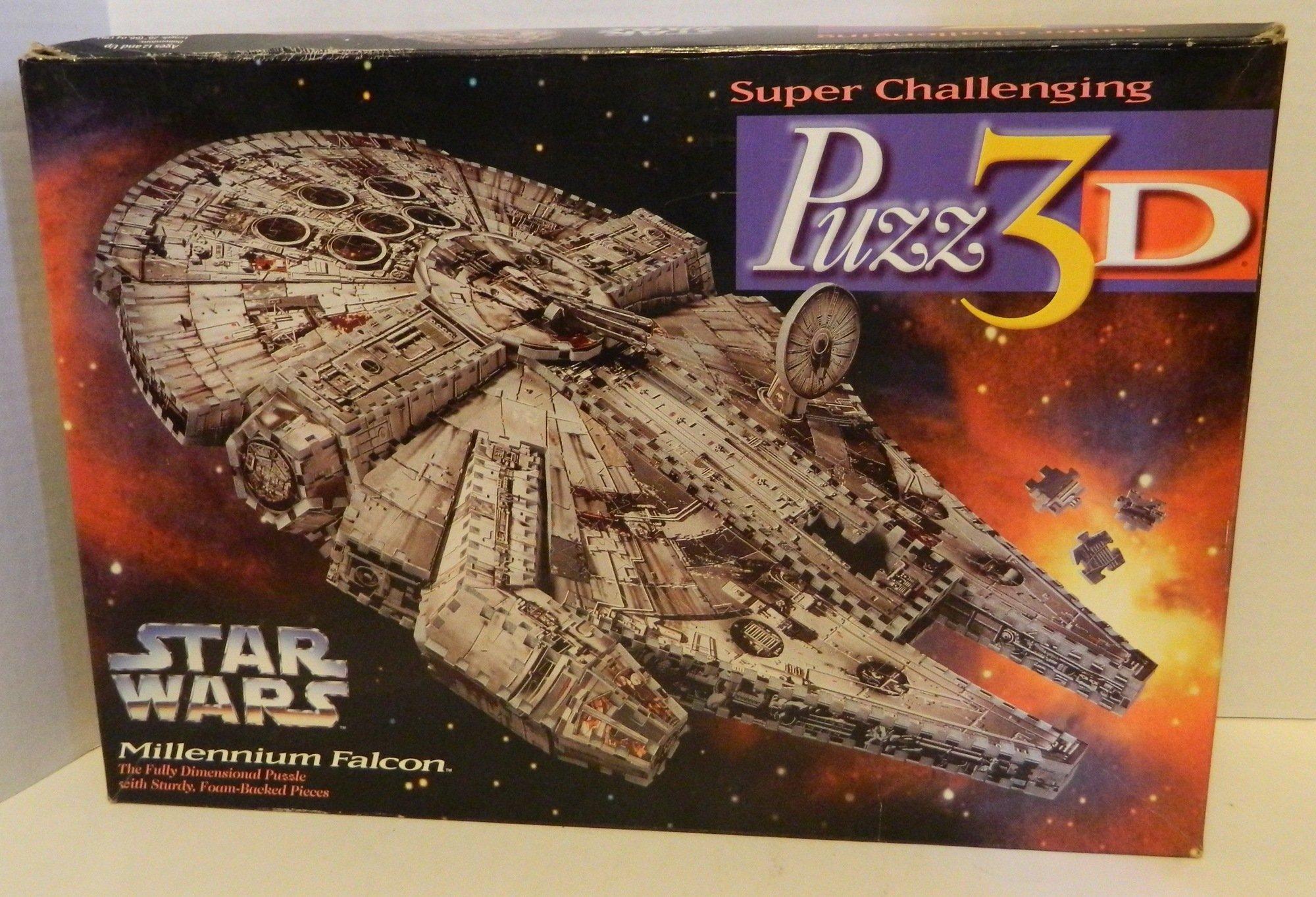 Millenium Falcon Puzz 3D puzzle