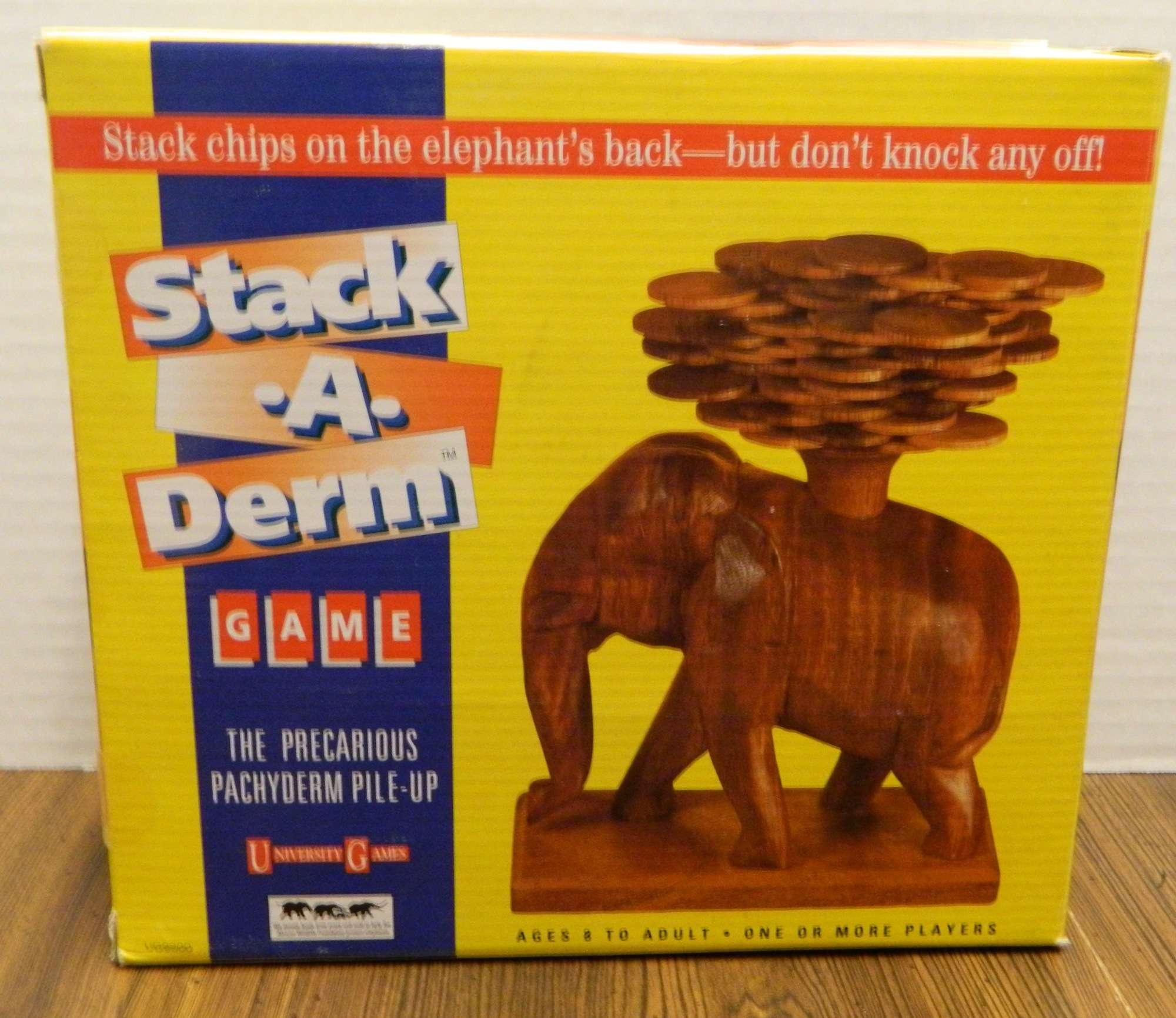 Stack-A-Derm Box