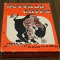 Box for Buffalo Chips Card game.