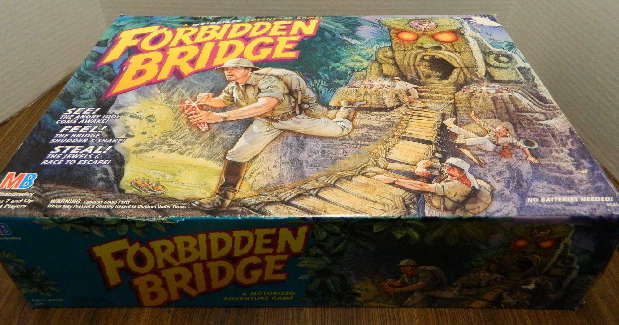 Forbidden Bridge Box