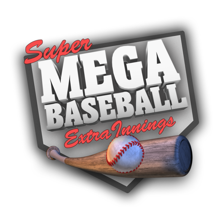 Super Mega Baseball Extra Innings Logo