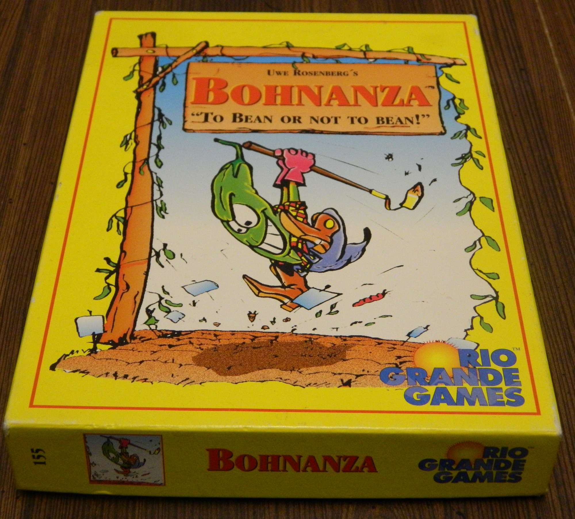 Bonanza Game Rules