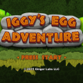 Iggy's Egg Adventure Title Screen