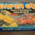 Bumper Cars Board Game Box