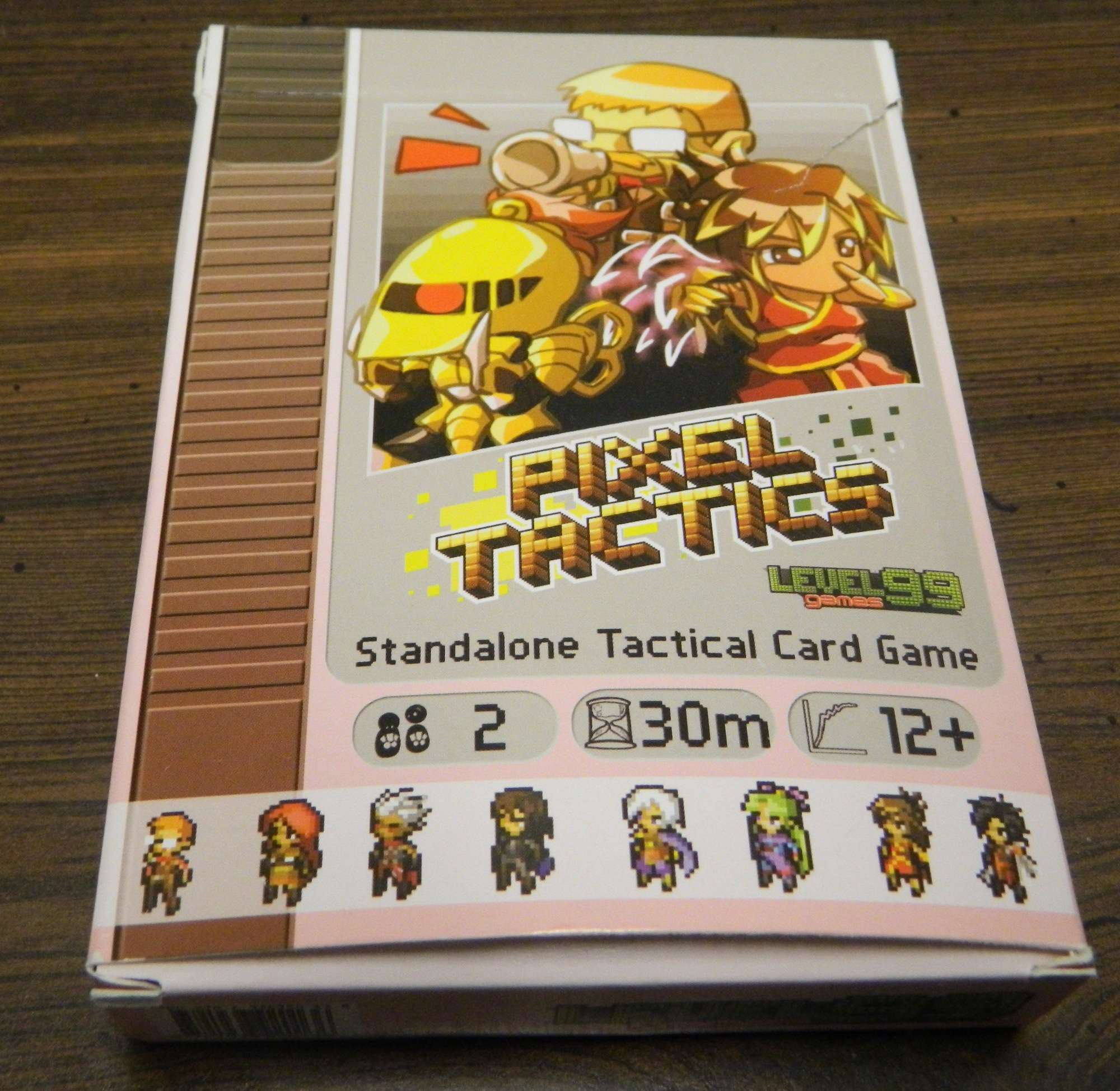 Box for Pixel Tactics