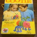 Box of 1972 Cootie