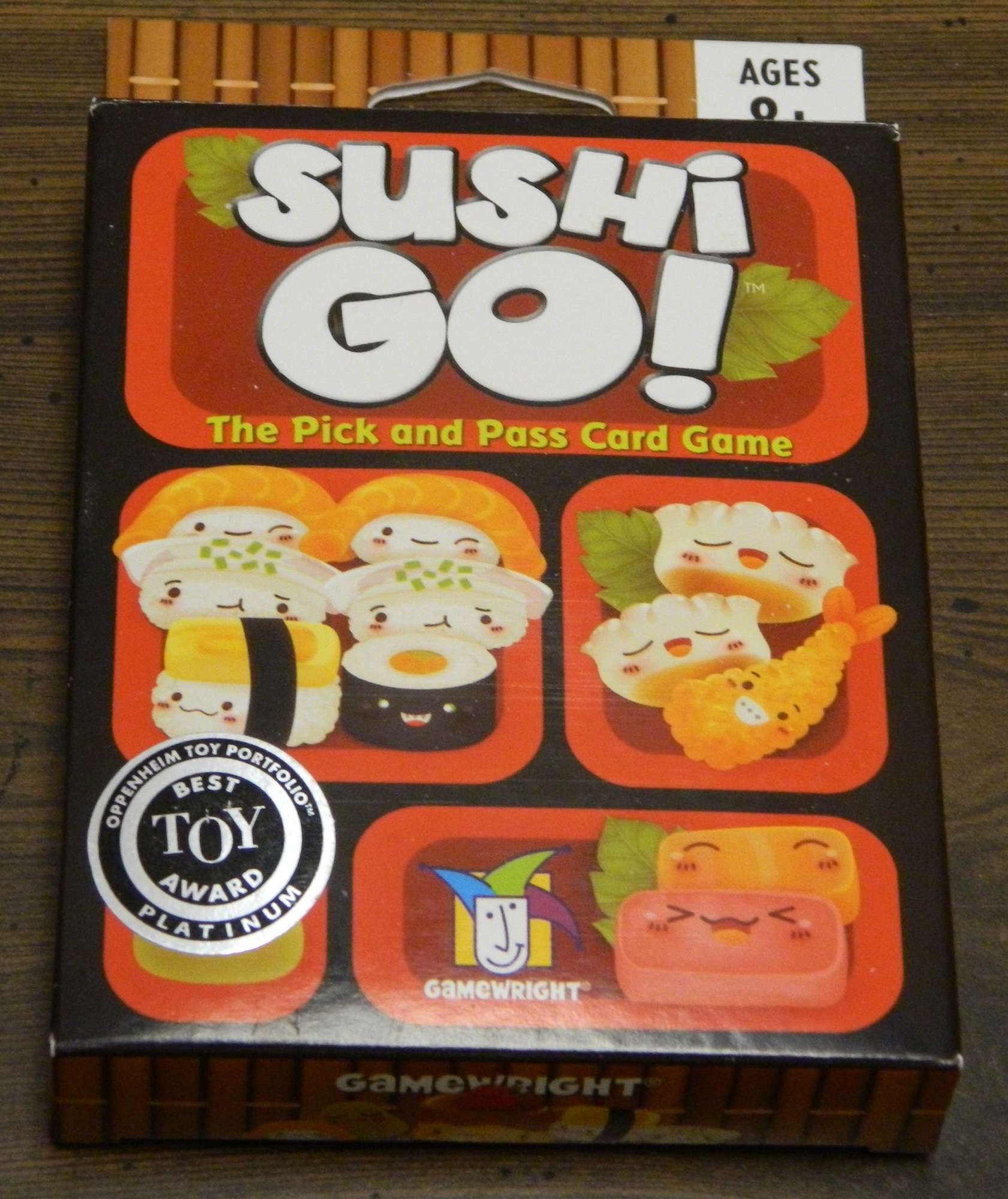 Box for Sushi Go
