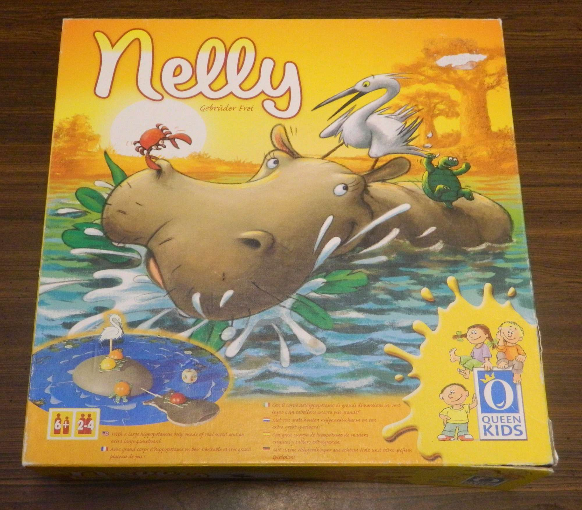 Box for Nelly