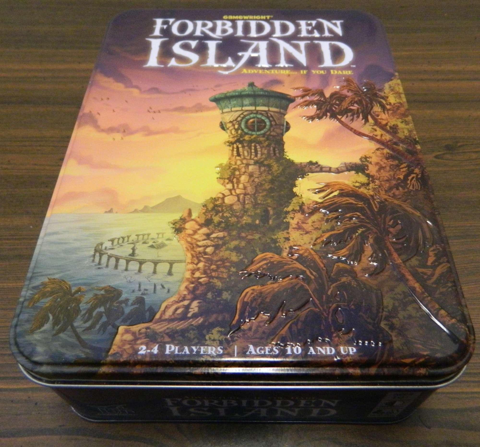 Box for Forbidden Island