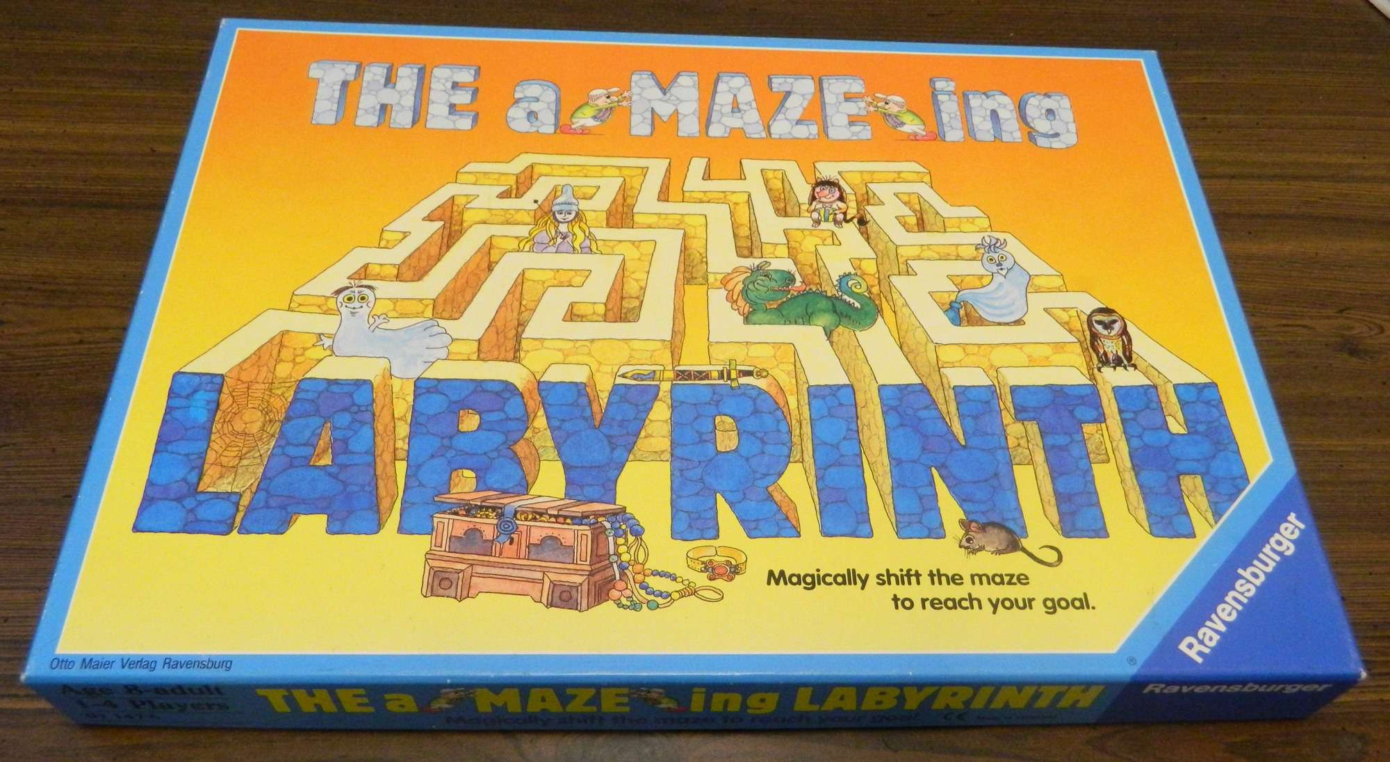 Box for Labyrinth