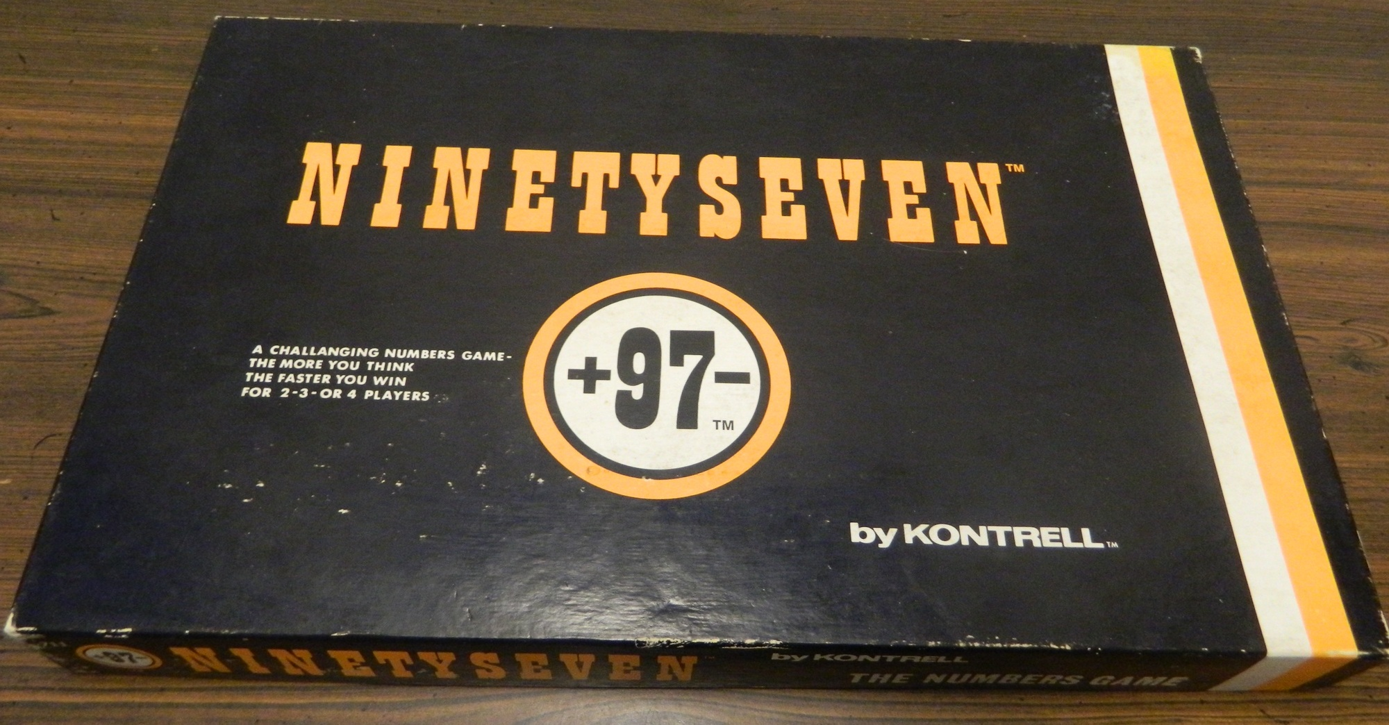 Box for Ninetyseven
