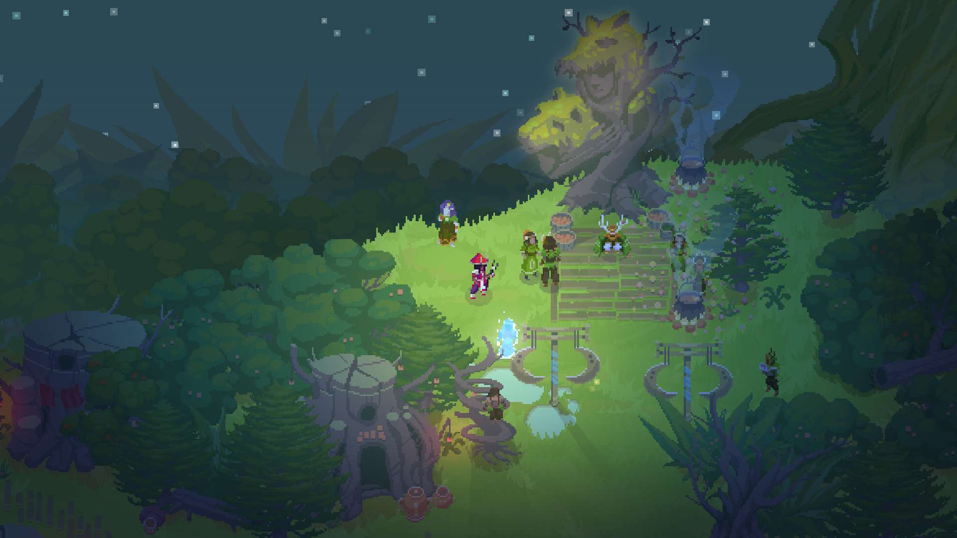 Moon Hunters Game