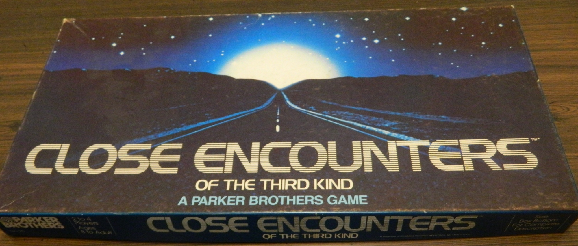 Box for Close Encounters of the Third Kind Box