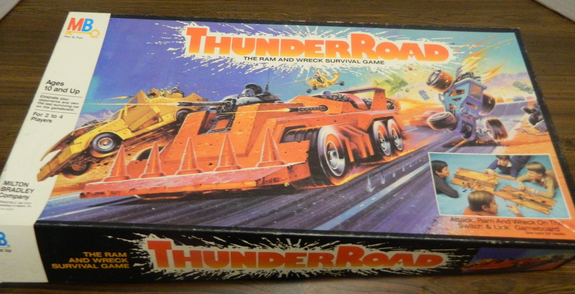 Box for Thunder Road
