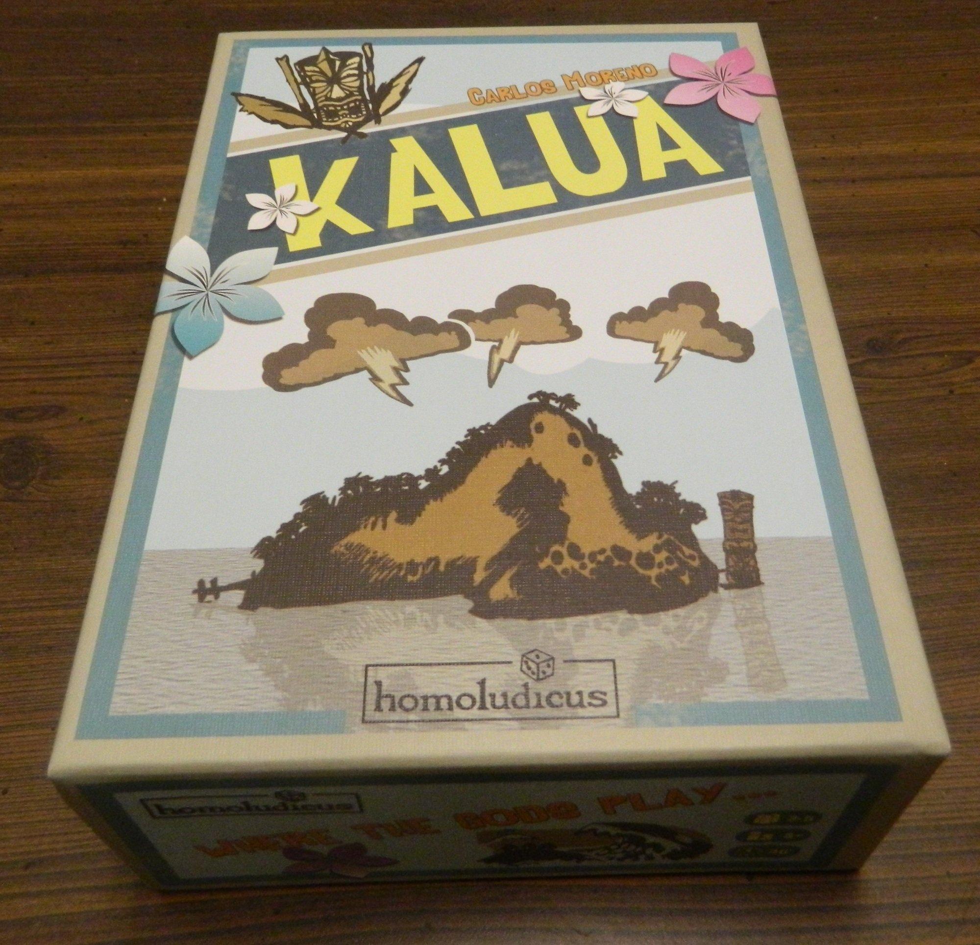 Box for Kalua