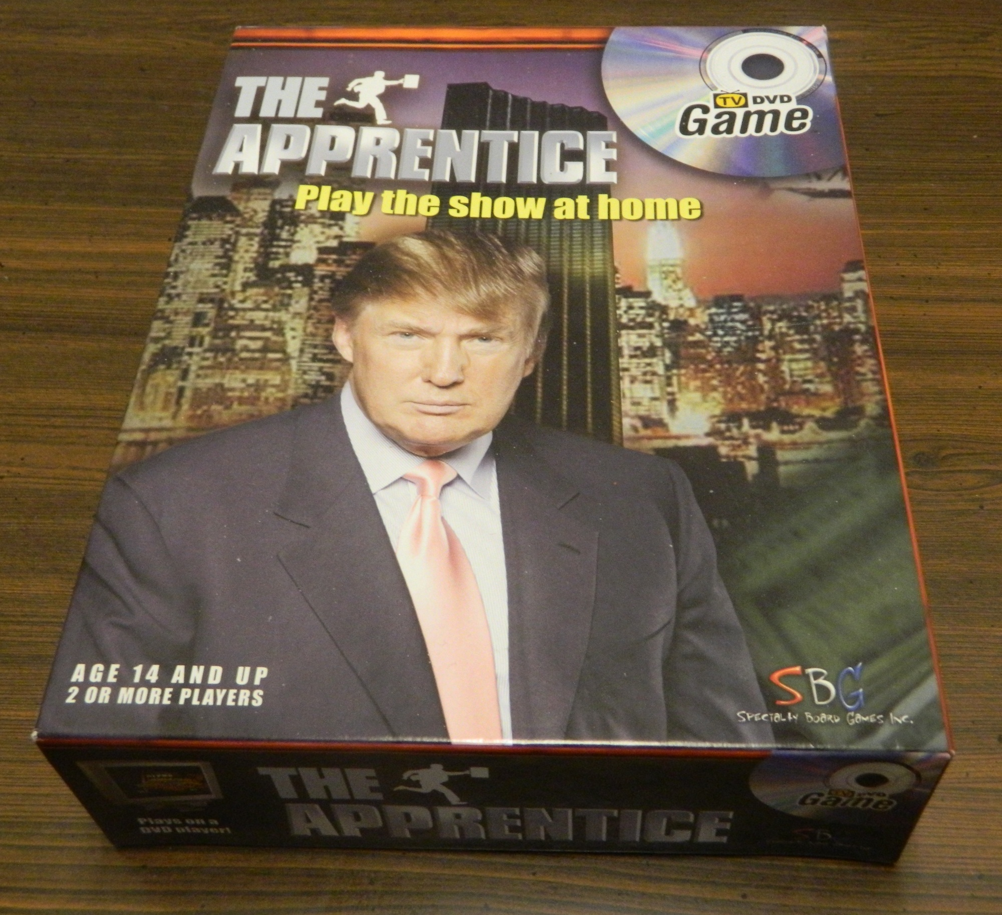 Box for The Apprentice