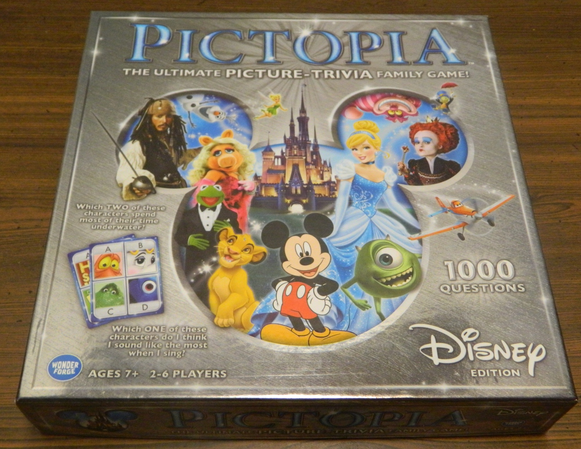 Pictopia Disney Edition Box