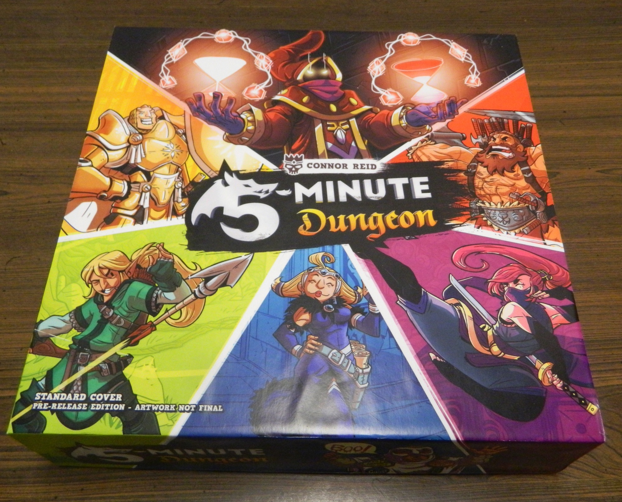 5-Minute Dungeon Card Game Review and Rules | Geeky Hobbies image