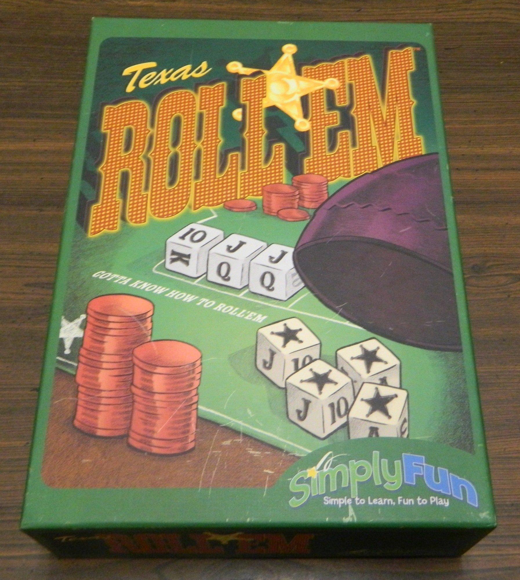 Texas Roll'Em Box