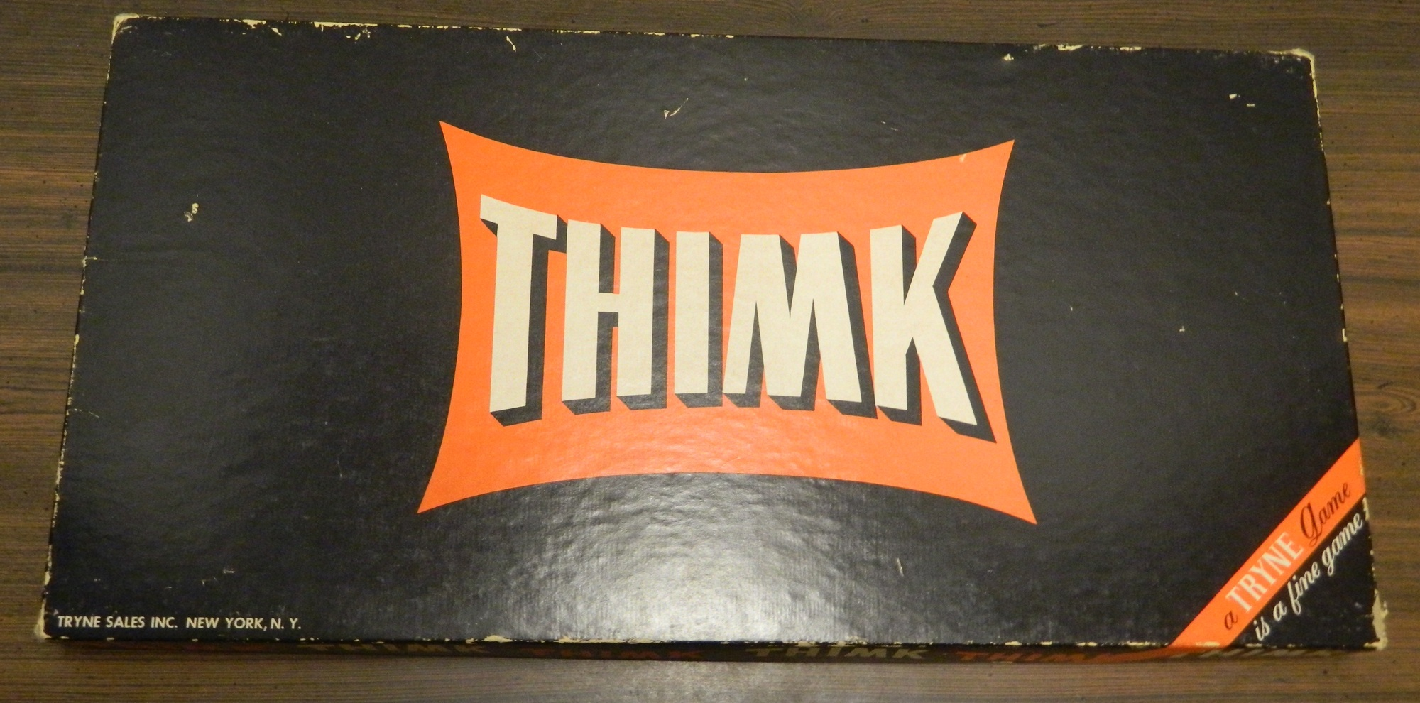 Box for Thimk