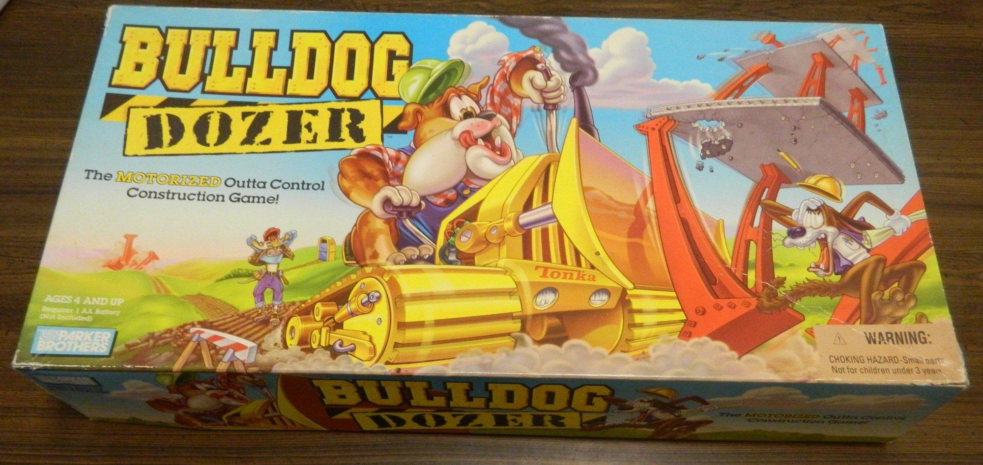 Bulldog Dozer Box