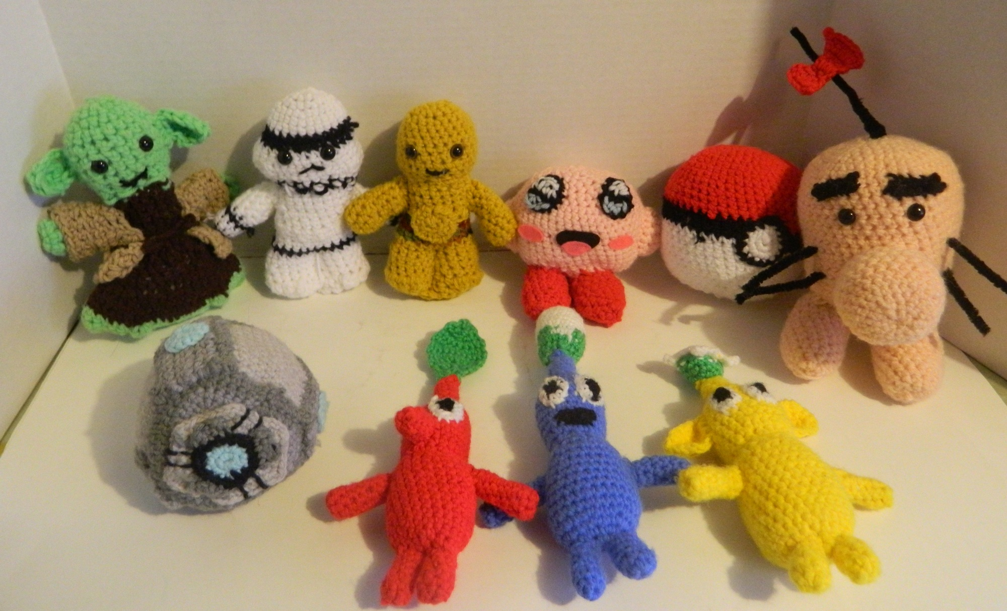 Geeky Crochet Creations