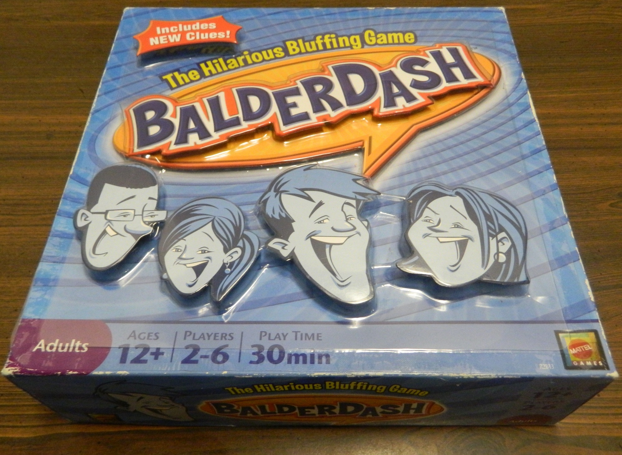 Box for Balderdash