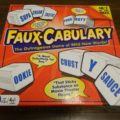 Box for Faux-Cabulary