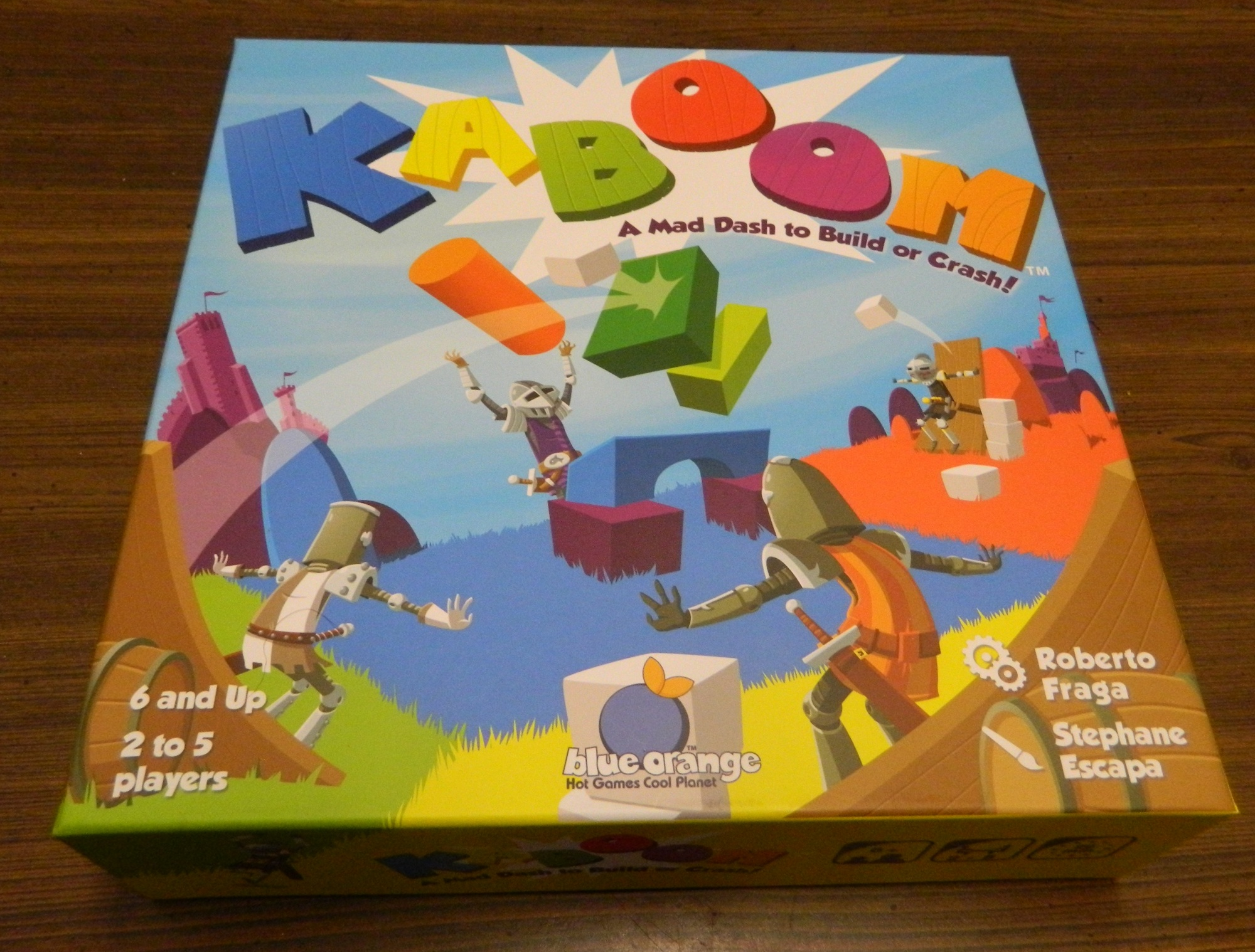 Box for Kaboom