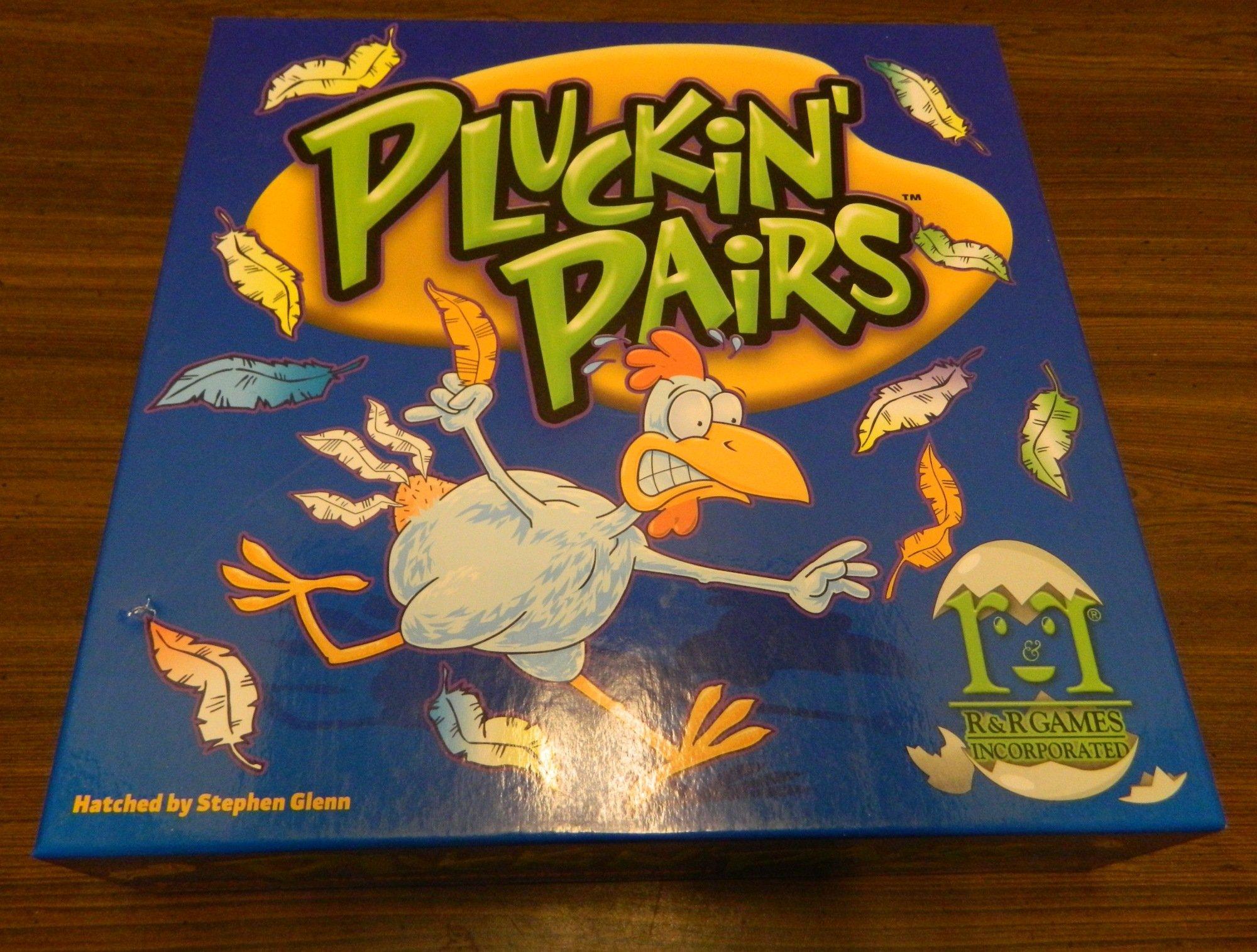 Box for Pluckin Pairs