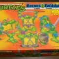 Box for Teenage Mutant Ninja Turtles Heroes in a Halfshell