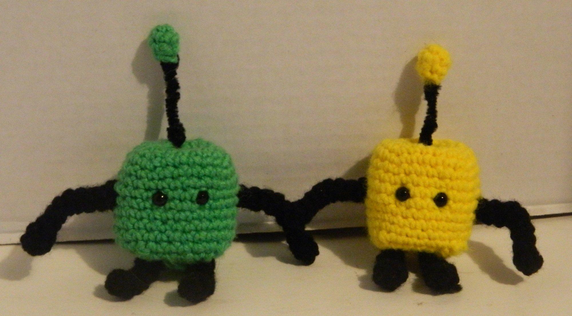 Crochet Junimo Amigurumis