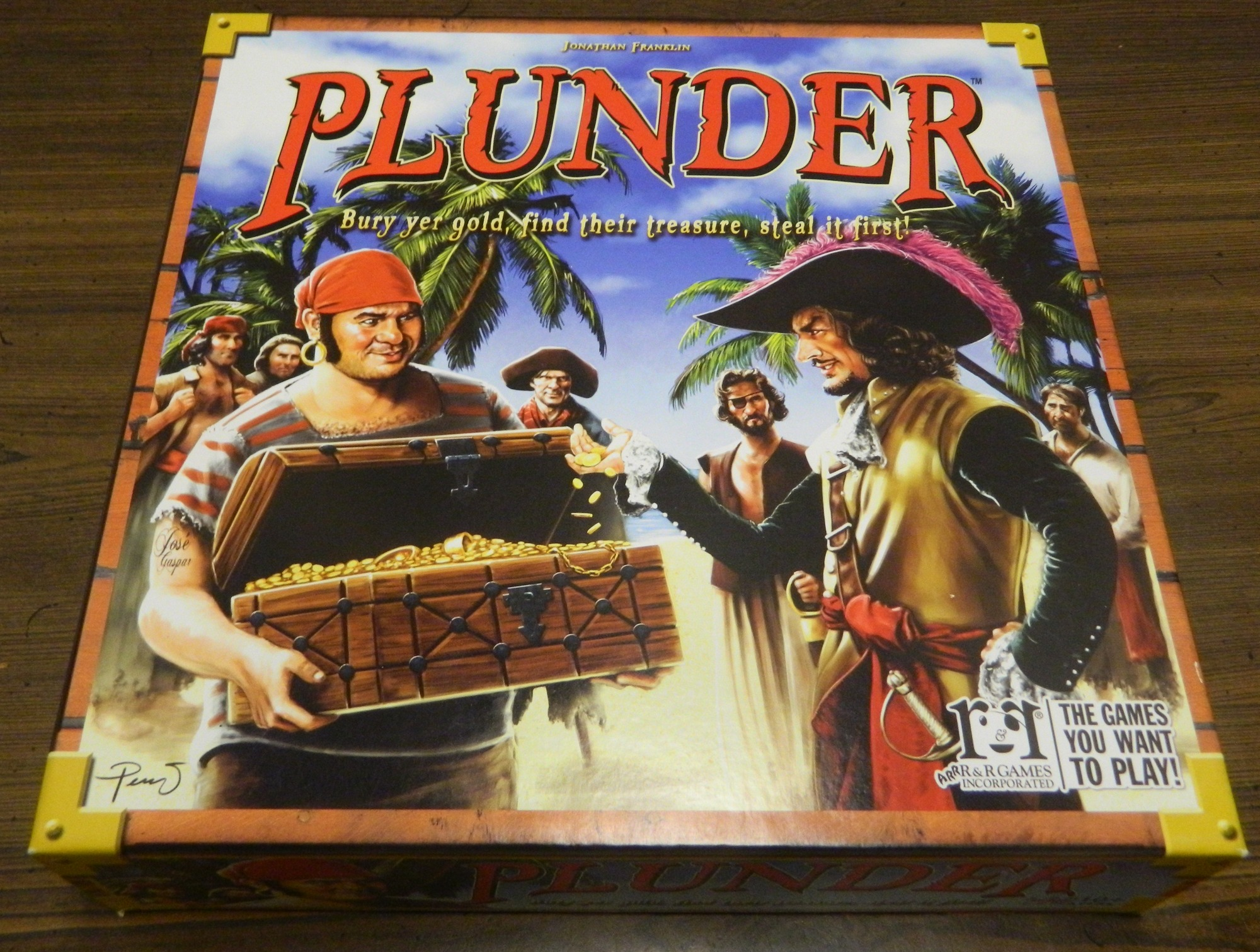 Box for Plunder