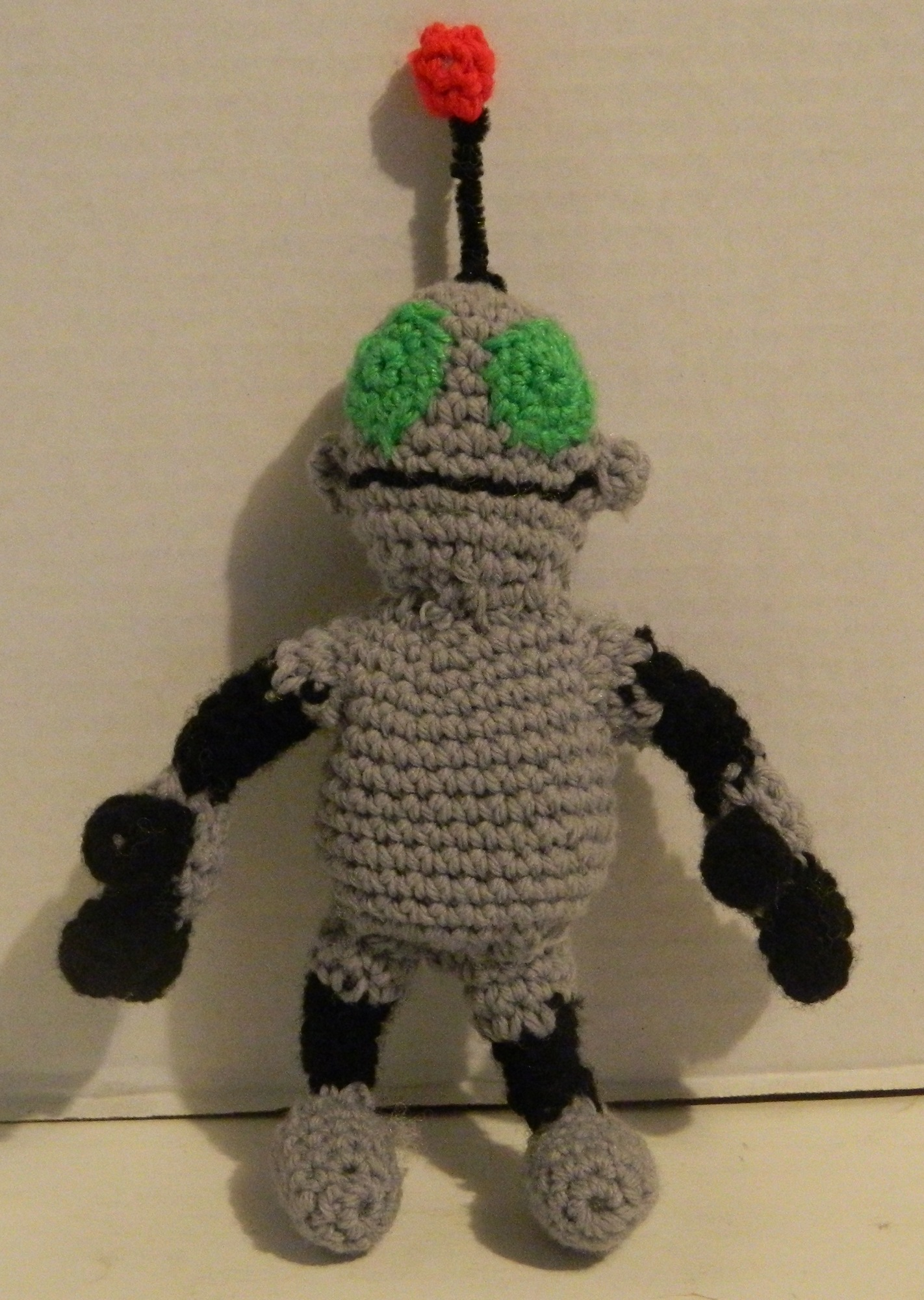 Clank Crochet Amigurumi