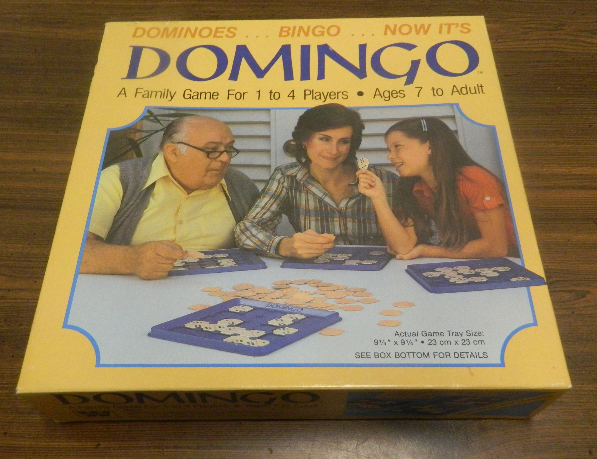 Box for Domingo