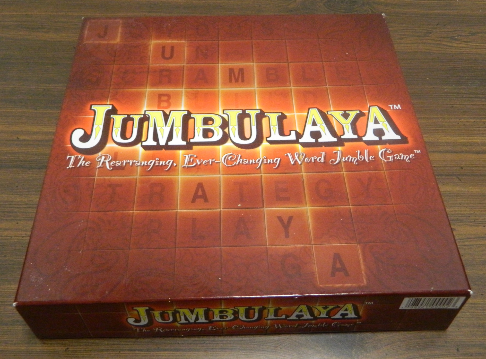 Box for Jumbulaya