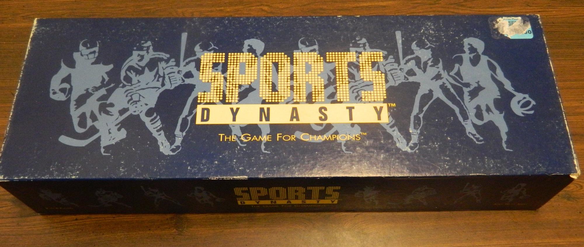 Box for Sports Dynasty